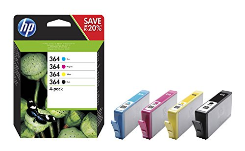 hp-364-4-pack-black-cyan-magenta-yellow-original-ink-cartridges-n9j73ae