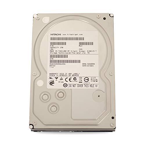 Hitachi HGST UltraStar 7K2000 2TB (HUA722020ALA331) 3,5' SATA-300 32MB 7200RPM, RAID 24x7 ENTERPRISE - recertified