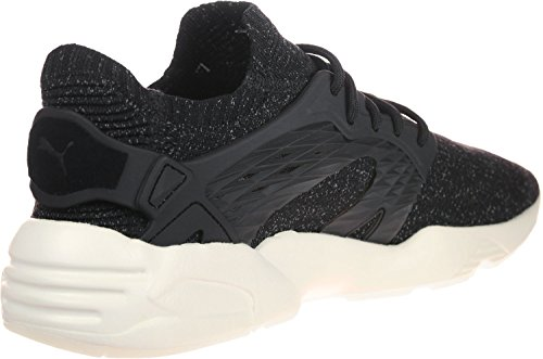Puma Blaze Cage evoKNIT, puma black-steel gray-whisper white