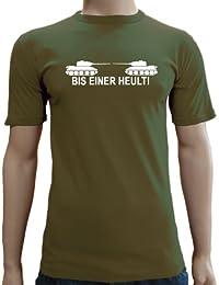 Touchlines Herren Bis einer heult ! T-Shirt SF109