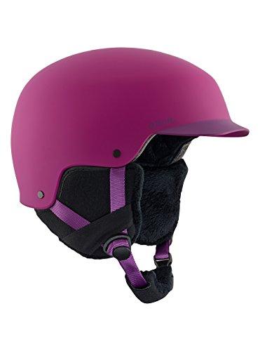 Anon aera, casco snowboard donna, porpora, s
