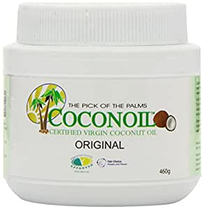 Coconoil Original Virgin Coconut Oil 460 g