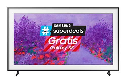 fernseher rahmen Samsung LS03 The Frame 138 cm (55 Zoll) LED Lifestyle Fernseher (Art Mode, Ultra HD, HDR, Smart TV)