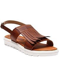 Glitzy Galz Women Flat Casual Sandal