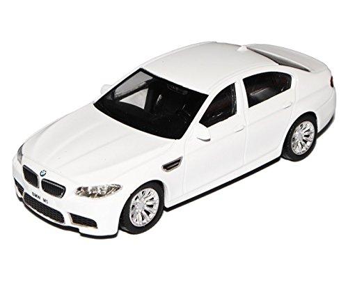 BMW-5er-M5-F10-Weiss-Limousine-Ab-2011-143-Modellcarsonline-Sonderangebot-Modell-Auto-mit-oder-ohne-individiuellem-Wunschkennzeichen
