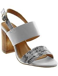 Sandali bianchi per donna Khskx WXRZBfvi5