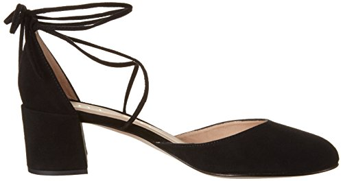 Unisa Damen Kinack_ks Pumps Schwarz (Black)