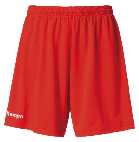Kempa Pantaloni corti Classic, Rosso (rot), S
