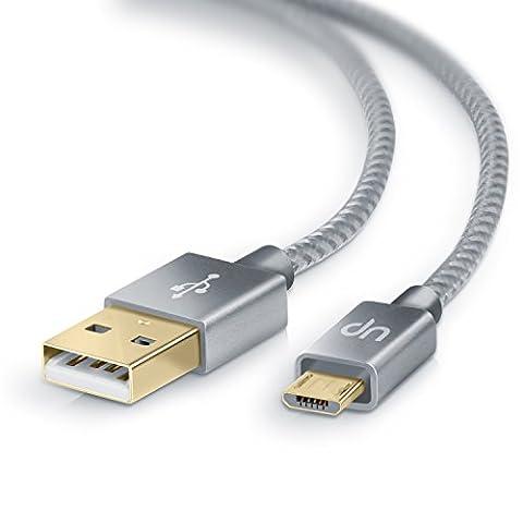 Uplink - 2m Premium Micro USB sur USB Câble en