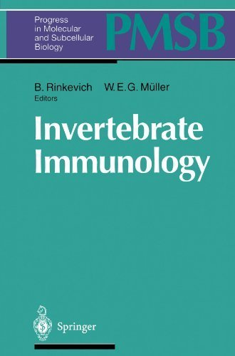 Invertebrate Immunology (Progress in Molecular and Subcellular Biology) (1996-01-01) par unknown