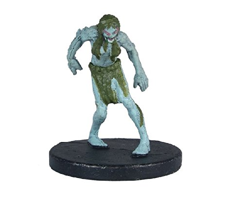 Dungeons and Dragons Miniatures Monster Menagerie 22 Sea Hag (Sea Monster Spielzeug)