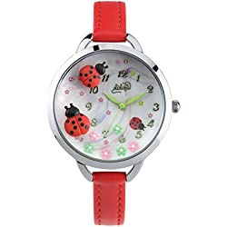 Didofà, Italian Designed Wrist Watch - Women's 3D Water Resistant Wrist Watch , DF-S817