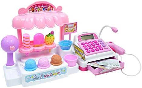 JohnJohnsen Light Music Mini Caissier  s Maison Toy Toy Toy Jeu (Multi-Couleur) | Soldes  a556ec