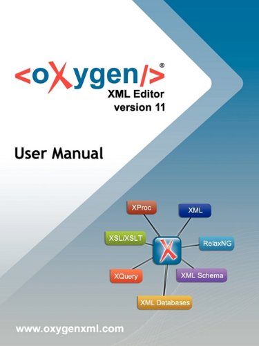 Oxygen XML Editor Version 11 User Manual