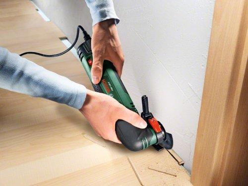 Bosch DIY Multifunktionswerkzeug PMF 190 E Set Anwendung Schneiden