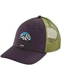 Patagonia Hats Fitz Roy Scope LoPro Trucker Cap - Purple