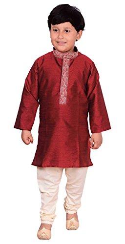 a Pyjama EID Bollywood-Thema-Partei 910 (10 Jahr, Kastanienbraun) ()