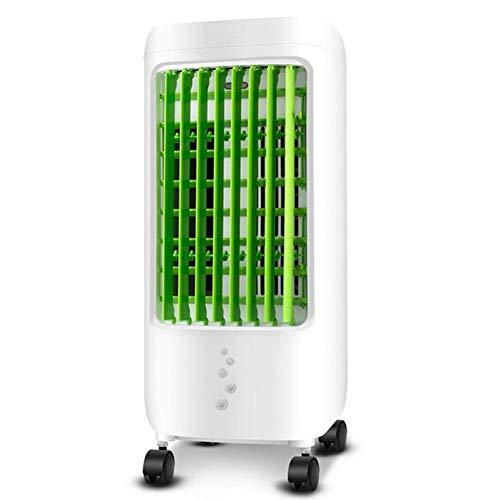 Refrigerador Móvil/Hogar Refrigerado por Aire Acondicionado Ventilador/Silencioso Ventilador Frío 4L Tanque De...