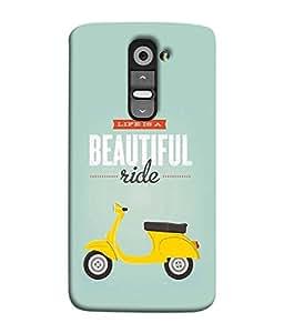 PrintVisa Designer Back Case Cover for LG G3 Mini (Jaipur Rajasthan Tribal Azitec Mobiles Indian Traditional Wooden)
