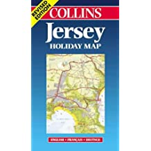 Jersey (Holiday Map) (Collins Holiday Map)