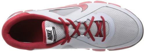 Nike ,  Herren Brogue Gris / Blanco / Rojo