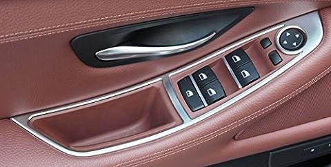 Auto Chrom Auto Innen Zubehör Fenster Button Panel Trim