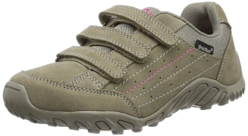 Bruetting Racewalk Damen Walkingschuhe Grau (GRAU/PINK)