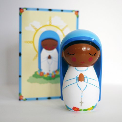 Our Lady of Kibeho Collectible Vinyl Doll (Vinyl Collectible Dolls)