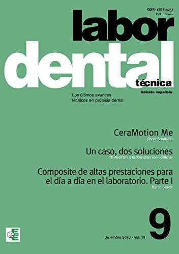 Labor Dental Técnica nº9 2016: nº9 vol.19 por Varios Autores