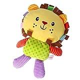Baoblae Cartoon Animal Plush Toy Soft Ap...
