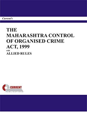 The Maharashtra Control of Org...