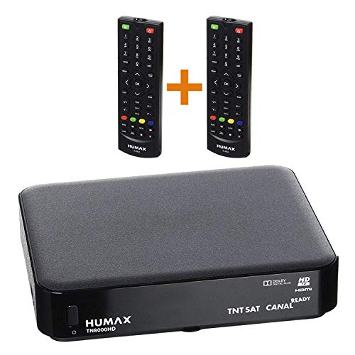 TNTSAT Satellite Receptor TNT decodificador - Humax