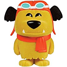 Funko - Figurine Hanna Barbera Les fous du Volant - Muttley (Diabolo) Flocked Pop 10cm - 0849803061050
