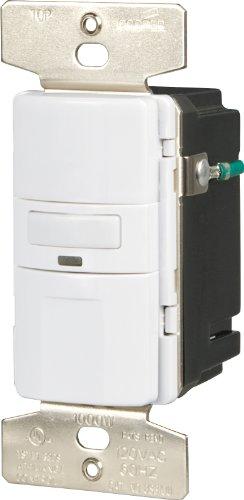 Cooper verkabelungsgeräten Katzenklingel Belegung Sensor Wandschalter N/A weiß