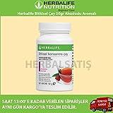 Herbalife Bitkisel Konsantre Ahududu Aromalı Çay 50 gr