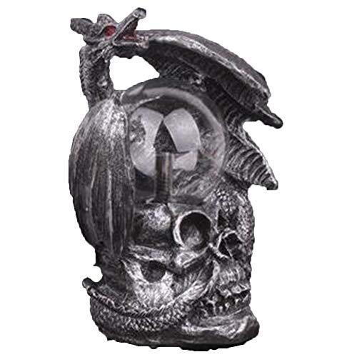 Lampe à Plasma Taro, Dragon, Serpent, Résine, Artisanat Léger De Boule De Plasma, Cadeaux De Décoration à La Maison