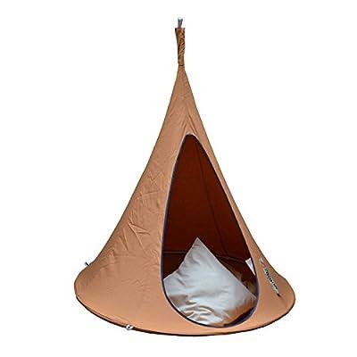 Cacoon Bonsai indoor / outdoor hanging hammock tent chair for children