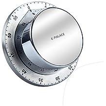 Amazon.it: Contaminuti - timer da cucina- 60 minuti