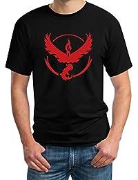 Go Team Rot Team Valor Logo T-Shirt