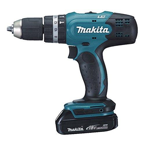 Preisvergleich Produktbild Makita BHP453RHE Akku-Schlagbohrschrauber 18 V, 2 Akkus und Ladegerät