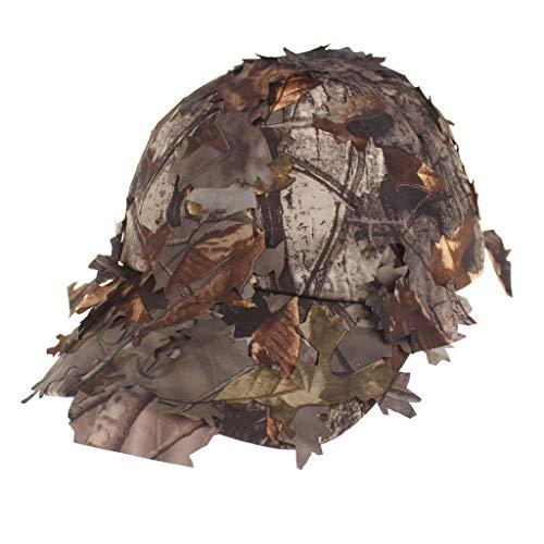 Poachers Hut,Erwachsene Justierbarer Hut Der Basecap Hysteresenblatt Tarnung Der Mode Sommer DraußEn