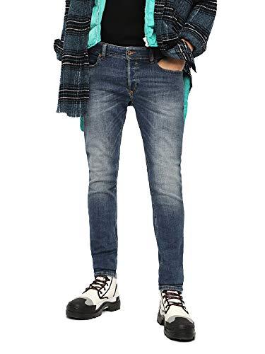 Diesel Herren Sleenker-00s7vg-082ab-32 Skinny Jeans, Blau (Azul 082ab), 46 (Herstellergröße: 32) - 32 Skinny Jeans