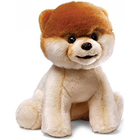 Gund 4029715 - Boo World's cutest dog, perro de peluche (23 cm)