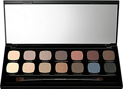 bareMinerals Ready The Bare Naturals Eyeshadow Palette 14 x 1.2g