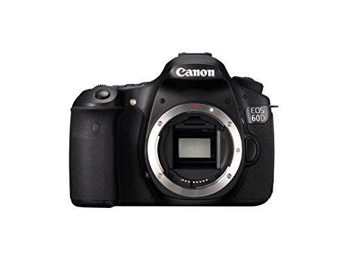 Canon EOS 60D (2010) ( 19 Megapixel (3 Zoll Display) (Generalüberholt) Refurbished Canon Digital