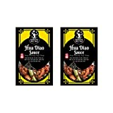 ShungRenHsu Kung Fu Mama Hua Diao Sauce, Chinese Cuisine Cooking Sauce - 80g Each for 2-4 Serves x 2 Packs