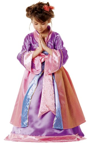 Imagen de cesar  disfraz de princesa japonesa o geisha para niña de 3/5 años
