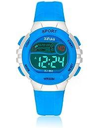 Amazon.es  Digital - Relojes de pulsera   Niño  Relojes 1b859bf3d720