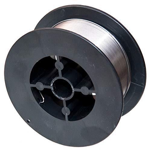 Fülldraht 0,9 mm für Schweißgerät NoGas MIG MAG 1 Kg 1 Rolle 10 cm
