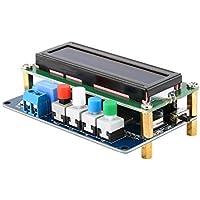 Marca LC100-A de alta precisión Digital Inductancia Capacitancia L/C Meter Envío gratis (Color: azul)